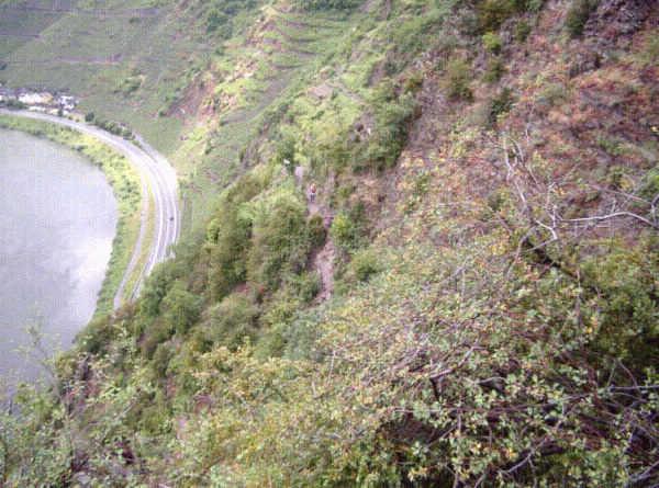 Klettersteig Cochem : Die schönsten klettersteige im moseltal